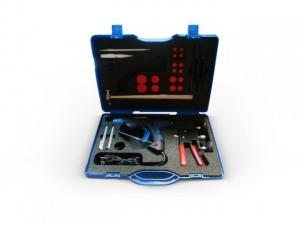 Dellen reparatur Set - Klebetechnik-Koffer mit Zubehör