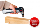 Elektrohammer HammerHEAD zum Nägel nageln
